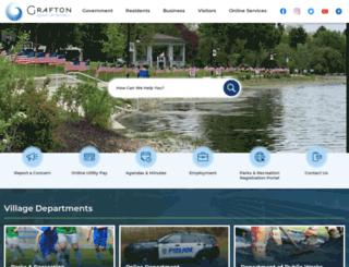 wi-grafton.civicplus.com screenshot