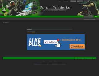 wiaderko.com screenshot