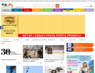 wiadomosci.ox.pl screenshot