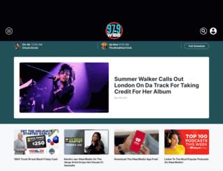 wibb.iheart.com screenshot