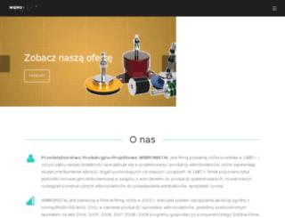wibroinstal.stronazen.pl screenshot