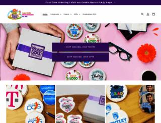 wickedgoodcookies.com screenshot