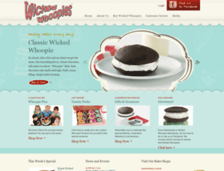 wickedwhoopies.com screenshot