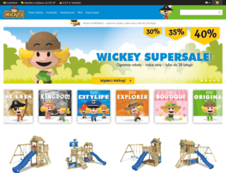 wickey.pl screenshot