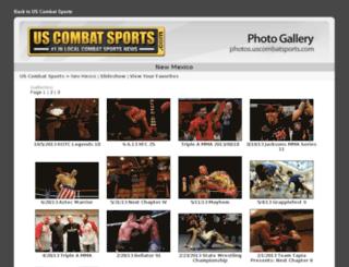 wicombatsports.exposuremanager.com screenshot