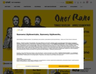 wideo.onet.pl screenshot