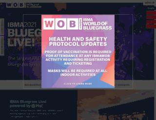 wideopenbluegrass.com screenshot