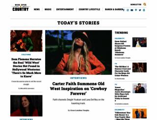 wideopencountry.com screenshot