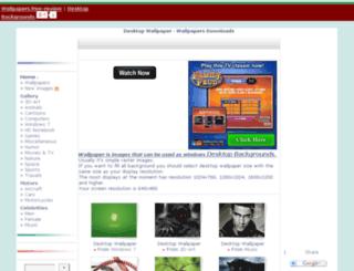widescreen.pixxp.com screenshot