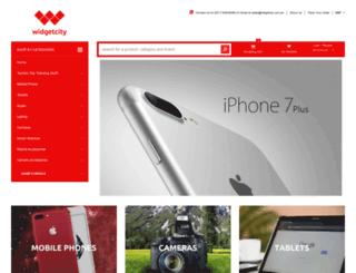 widgetcity.com.ph screenshot