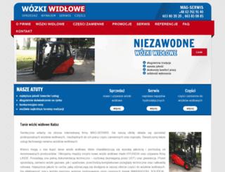 widlaki-wozki.pl screenshot