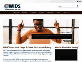 wids.org screenshot