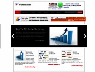 widtama.com screenshot