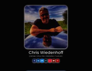 wiedenhoff.info screenshot