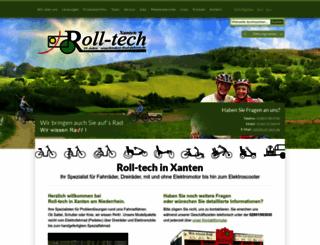 wiederradfahren.de screenshot