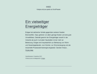 wiee.ch screenshot