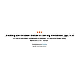 wielichowo.pgo24.pl screenshot