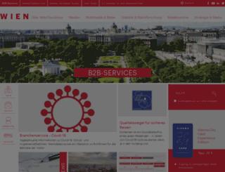wien-tourismus.at screenshot