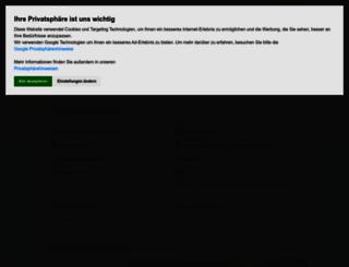 wien.stadtbranchenbuch.at screenshot