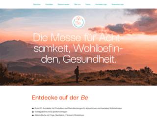wiesbaden.paracelsus-messe.de screenshot