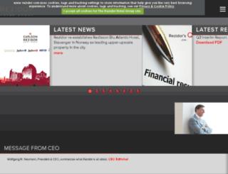 wiesbaden.radissonsas.com screenshot