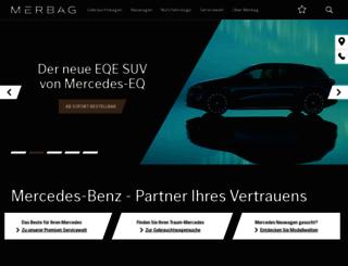 wiesenthal.at screenshot