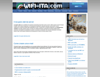 wifi-ita.com screenshot