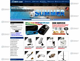 wifi-link.com screenshot