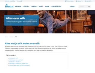 wifi-zeeland.nl screenshot