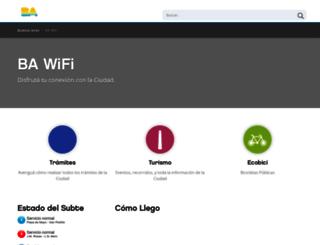 wifi.buenosaires.gob.ar screenshot