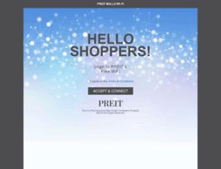 wifi.preit.com screenshot
