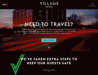 wifi.village-hotels.co.uk screenshot