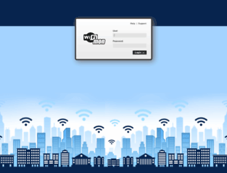 wifimon.lankacom.net screenshot