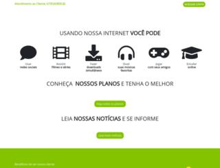 wifinetms.com.br screenshot