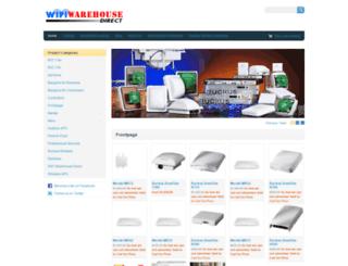 wifiwarehousedirect.com screenshot