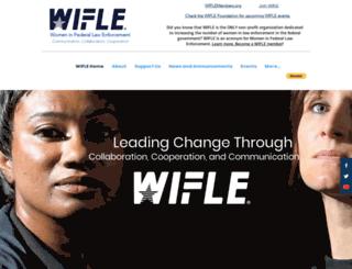 wifle.org screenshot