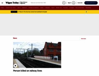 wigantoday.net screenshot