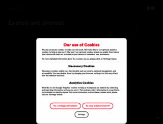 wiggin.co.uk screenshot