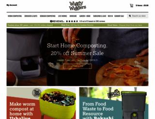 wigglywigglers.co.uk screenshot