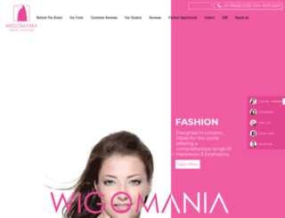 wigomania.com screenshot