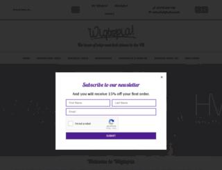 wigtopia.co.uk screenshot