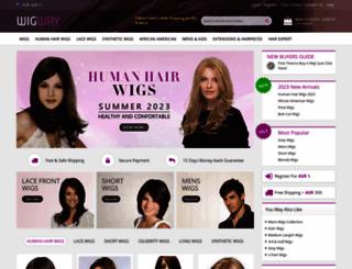 wigway.com screenshot