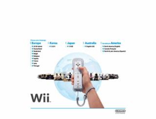 wii.com screenshot