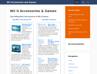 wiiaccessories.org screenshot