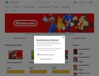 wiicode.nl screenshot