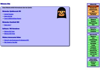 wiimm.de screenshot