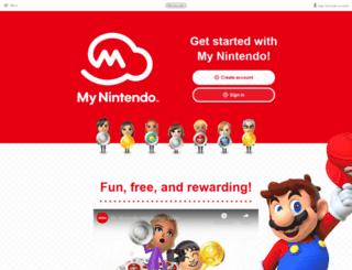 wiipointscard.nintendo.es screenshot