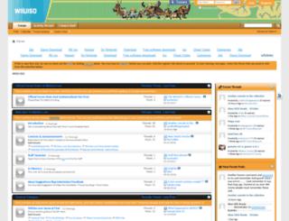 wiiso.com screenshot