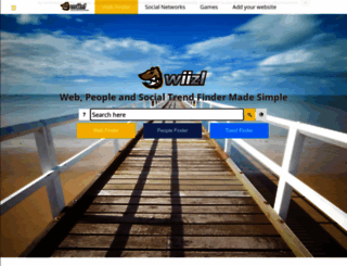 wiizl.com screenshot
