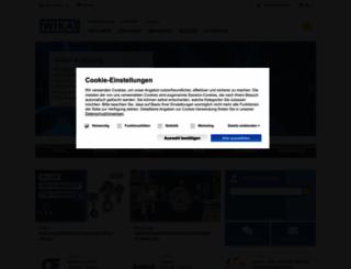 wika.de screenshot
